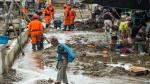Cuba anunció el envío de equipo médico para atender a los damnificados por los huaicos (AFP).