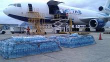 Huaicos en el Perú: Bolivia envía ayuda humanitaria (@mindefbolivia)