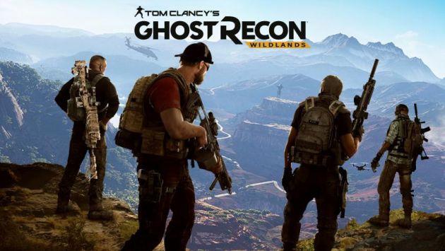 Ubisoft: Ghost Recon Wildlands es la nueva entrega de la compañía francesa. (Ubisoft)