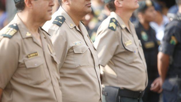 Polic a m s de 3 500 retirados cobrar n beneficio de cts for Pago ministerio del interior