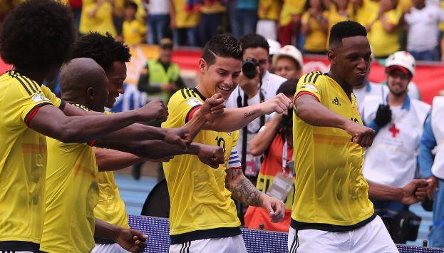 Colombia vs. Ecuador se enfrentan este martes por la fecha 14 de las Eliminatorias Rusia 2018. (EFE)