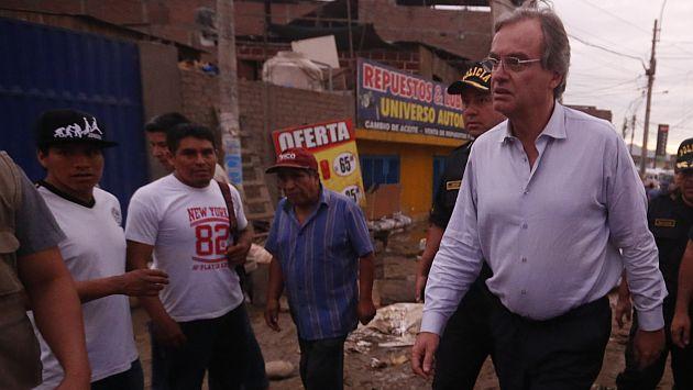 """Carlos Basombrío sobre Piura: """"Es probablemente la catástrofe natural más grande"""""""