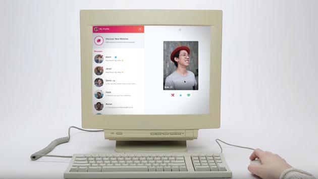 Tinder también funcionará en el navegador web. (Captura)