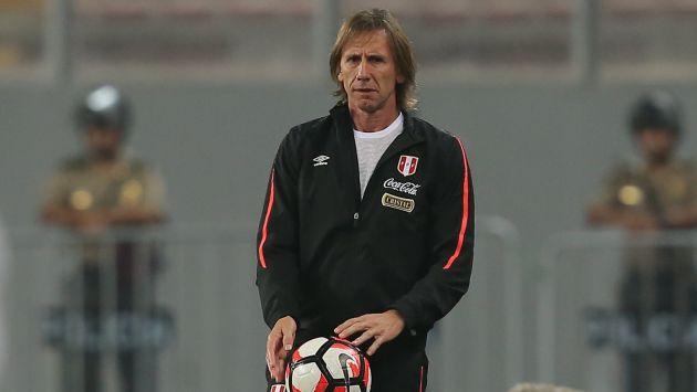 Gareca aún no negocia la renovación de su contrato, de acuerdo con  Juan Carlos Oblitas. (USI)