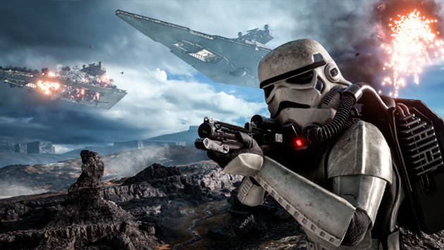 Star Wars: Electronic Arts anuncia lanzamiento de Battlefront 2 (Captura)