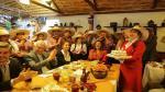 Mario Vargas Llosa festeja su cumpleaños 81 en Arequipa. (FOTO: Gessler Ojeda)