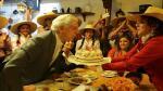 Así fue el almuerzo de Mario Vargas Llosa y su novia Isabel Preysler en Arequipa - Noticias de quispe palomino