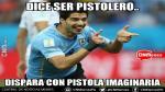 Estos son los memes de la victoria de Perú sobre Uruguay por las Eliminatorias - Noticias de uruguay vs perú