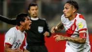 La esperanza peruana es inmensa a pesar de las diminutas posibilidades. (AFP)