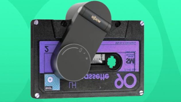 Elbow: El nuevo reproductor de cassette saldrá para el 2018 (Captura)
