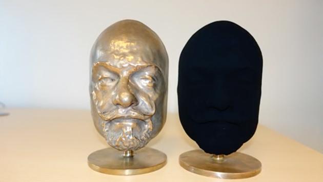 Vantablack: El compuesto más oscuro del mundo. (Captura)