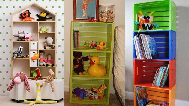 C mo organizar los espacios de juego para los m s peque os for Como organizar espacios pequenos