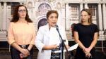Luz Salgado se suma a las voces que condenan lo sucedido en Venezuela (Difusión)