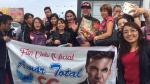 Cristian Castro llegó al Perú y así lo recibieron en Arequipa [Video] - Noticias de veronica castro