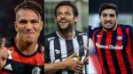 Paolo Guerrero figura entre los 10 delanteros más valiosos de la Copa Libertadores [Fotos]