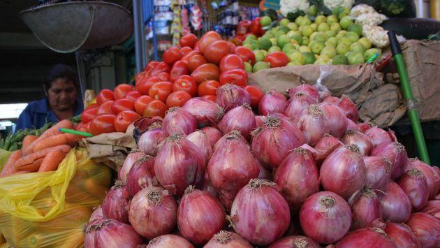 Inflación creció 1.3%, nivel máximo desde 1998. (Heiner Aparicio)