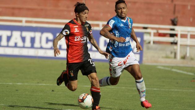 Melgar y Unión Comercio adelantaron su enfrentamiento por la fecha 10 del Torneo de Verano, certamen que se reanudará el 14 de abril. (USI)
