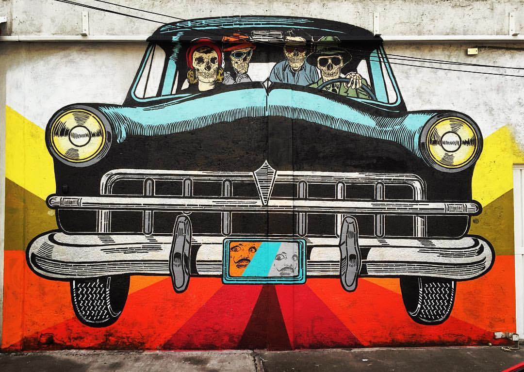 El festival de arte urbano más grande de Latinoamérica llegó al Perú
