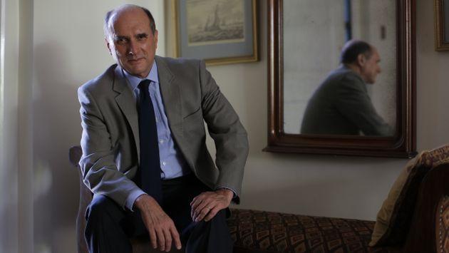 Francisco Tudela. (David Huamaní/Perú21)