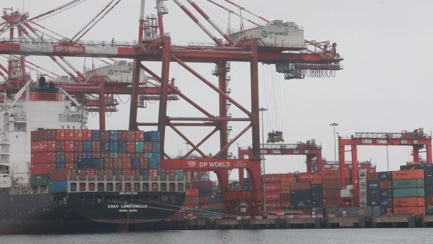 Las exportaciones no tradicionales mostraron un aumento. (Foto: USI)