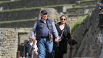 Mario Vargas Llosa e Isabel Preysler visitaron Machu Picchu [Video y Fotos] - Noticias de rating