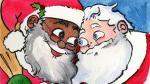 """""""El esposo de Santa"""", el libro para niños que causa controversia - Noticias de papa noel"""