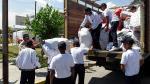 El sur se pone de pie para ayudar a damnificados del norte por desastres - Noticias de gessler ojeda