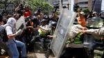 Venezuela: Policía disolvió protestas de opositores con gases lacrimógenos y perdigones [Fotos] - Noticias de inmunidad parlamentaria