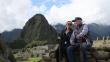 Mario Vargas Llosa e Isabel Preysler visitaron Machu Picchu [Video y Fotos]