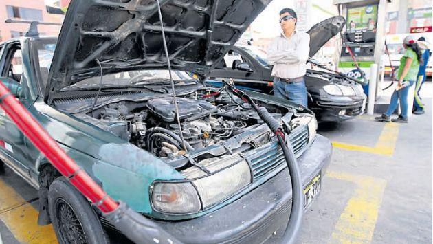 Contra la libre competencia. Vendedores de gas natural vehicular habrían concertado precios. (Perú21)