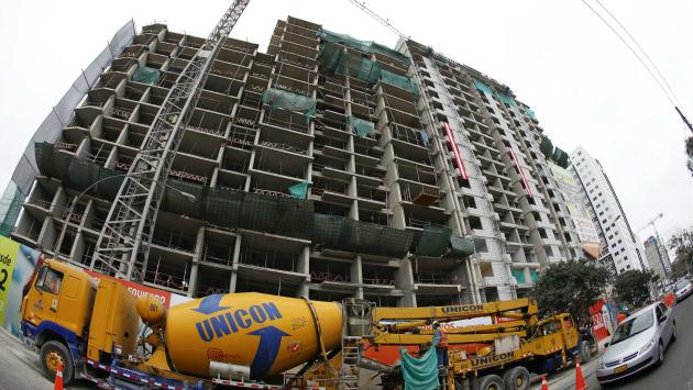 Anteriormente se preveía que el sector construcción crecería 4% este año.