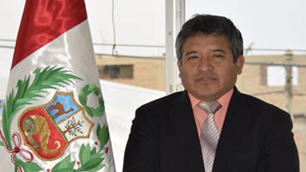 Resultado de imagen para alcalde de chilca el popular