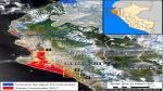 Así se ve el norte del país desde el espacio tras inundaciones [Fotos] - Noticias de chikungunya