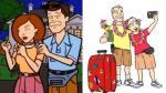 Mira cómo lucen los personajes de 'Daria' después de 20 años [Fotos] - Noticias de parc
