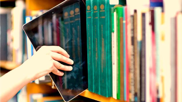 Amplio catálogo de libros digitales gratuitos.