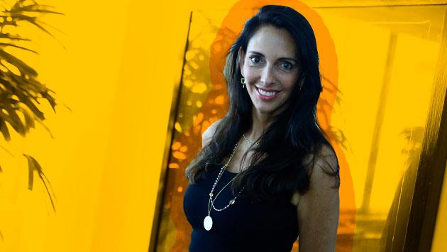 Inés Temple habló sobre la empleabilidad laboral. (Perú21)