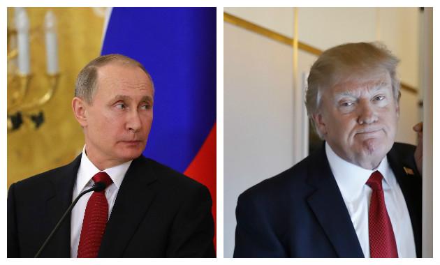 El presidente de Rusia Vladimir Putin lanza advertencia a EE.UU. tras los bombardeos a Siria (AP/Efe).