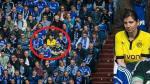 La valentía de esta hincha fue premiada por Marc Bartra, defensa del Borussia Dortmund - Noticias de schalke 04