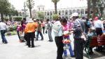 Centro Histórico de Arequipa en riesgo de perder título de la Unesco por ambulantes - Noticias de jose zuniga