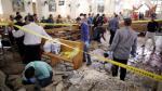 Egipto: Declaran estado de emergencia por tres meses tras atentado terrorista - Noticias de prensa palacio