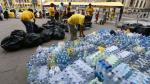Estamos contigo 7K: Siete toneladas de ayuda se recolectó para damnificados durante competencia - Noticias de jose guillen