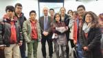 Sanmarquinos se forman como líderes en su visita a la Universidad de Harvard [Fotos] - Noticias de universidad san marcos