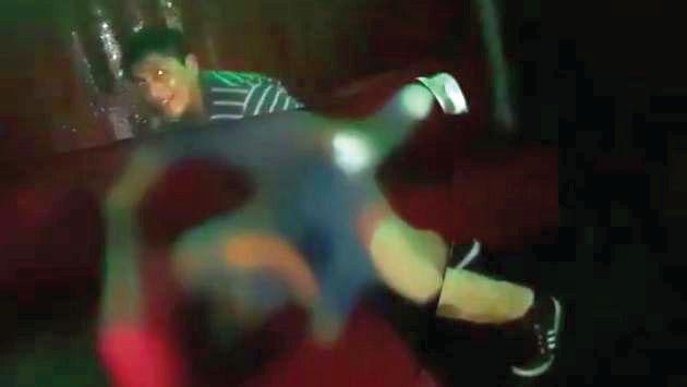 Horror en discoteca de Santa Anita (Captura)