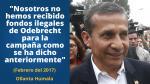 Ollanta Humala y sus frases más polémicas sobre la corrupción [Fotos] - Noticias de odebrecht
