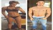 El antes y el después de un joven que cumplió su sueño [Fotos]