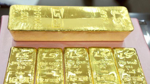 BCR asegura que exportación de oro creció 16.8%. (USI)