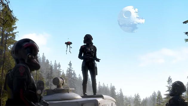Star Wars Celebration: Mira el primer trailer del Battlefront 2 (Captura)
