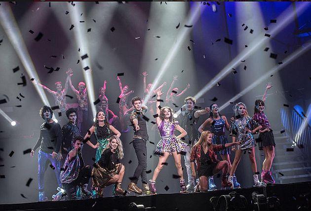 Elenco de Soy Luna iniciará su gira en nuestro país. (Foto: Instagram)