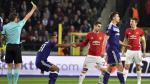 Manchester United igualó 1-1 en su visita al Anderlecht por la Europa League [FOTOS - VIDEO] - Noticias de ac milan