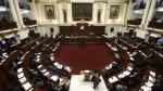 Congreso debatirá informes de la Comisión de Ética - Noticias de carlos galvan